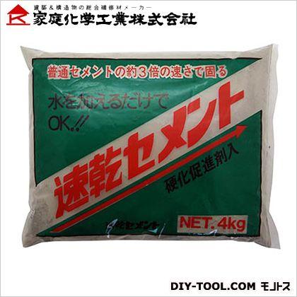 速乾セメント 4kg (3590304000)
