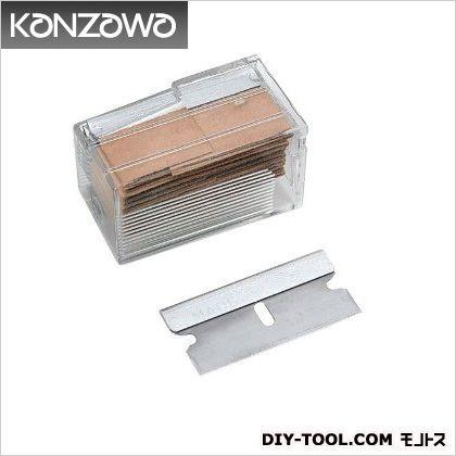 スクレイパーD/SN兼用 替刃   K-710-5 10 枚