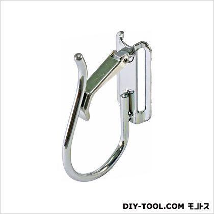 スチール2ツ穴 ラチェット差し 爪付 ミラー  ベルト通し幅:60mm。 189