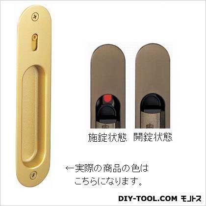 川口技研 引戸錠(表示)  B/S38 D138-4A-MG-Z  セット