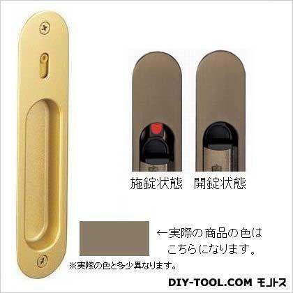 川口技研 引戸錠(表示)  B/S51 D151-4A-MB-Z  セット