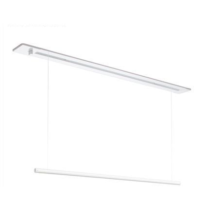 室内用ホスクリーン昇降式 埋込タイプ ホワイト  URB-S-W 1 セット