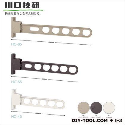腰壁用ホスクリーン スタンダードタイプ ライトブロンズ  HC-65-LB 2 本