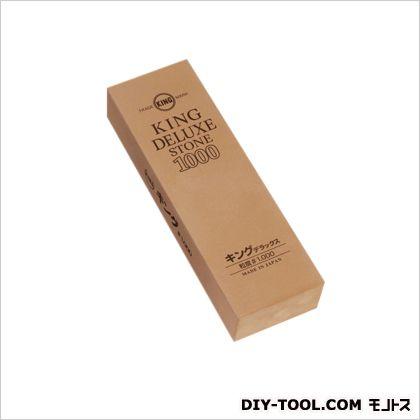 キングデラックス高級刃物用砥石標準型中仕上用  #1000 DX-1000