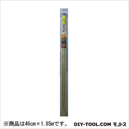 リンテックコマース 防災・地震対策フィルム50μ クリアー 46cmX1.85m HGS-05SL
