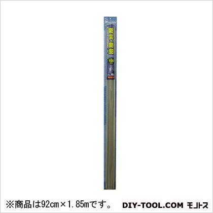 防災・地震対策フィルム100μ クリアー 92cmX1.85m HGS-10L