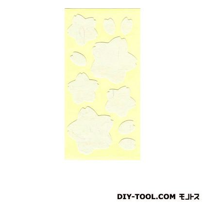 リンテックコマース 障子シール さくらホワイト  10×20cm SOJS-051