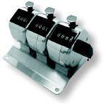 ライン精機 連式数取器 1個 H102M3   H102M3 1 個