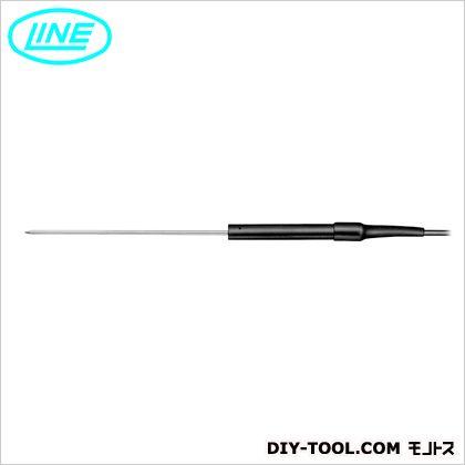 熱電対プローブ 液体・半固体高温用  本体:250mm、ケーブル1000mm KS-21A  個