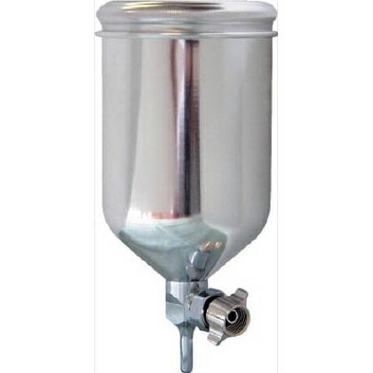 ランズバーグインダストリー デビルビス 重力式塗料カップ超軽量アルミアルマイト製自在式400ccG1/4 1個 KGL400FAST   KGL400FAST 1 個