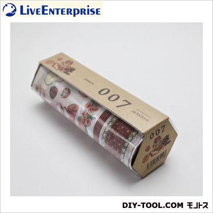 ライブエンタープライズ ジュタドール キット7 スイーツ 007   CJ-KIT-0107
