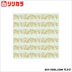 壁紙(クロス)ボーダー のりなしタイプ 2014WILL 巾13.5cm×長さ10m (LW462)