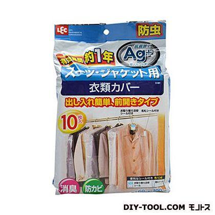 レック 衣類カバーワンピース・コート用 6枚入   208316