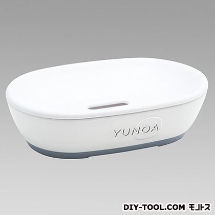 レック YN 石けん皿 ホワイト BB-110   235505