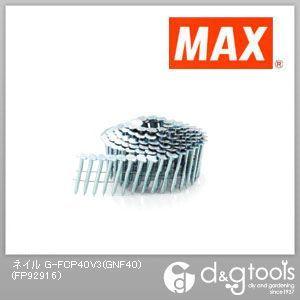 プラシート連結釘 スムース   G-FCP40V3(GNF40) 200本×40巻