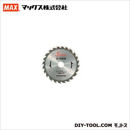 マックス 充電丸のこ用チップソー  268×194×251(JP?L914装着時) CS-125W24S