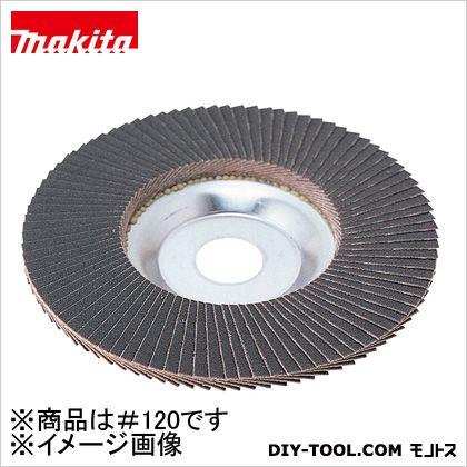 マキタ マルチジスクC 粒度C120 外形100内径15 100MMグラインダー用   A-01694