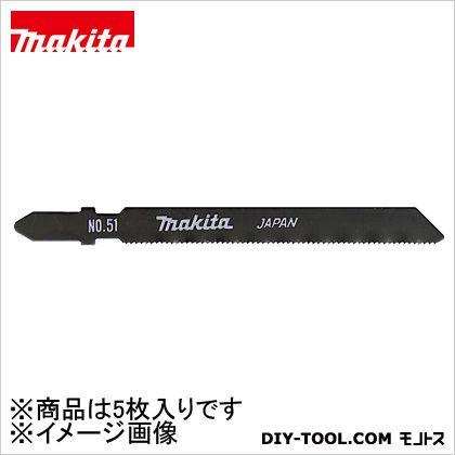 ジグソー刃No.51(5入)金属用   A-15730 5 枚
