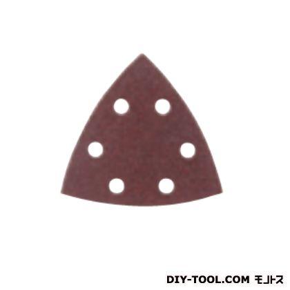 マジックサンディングペーパー 粒度WA100 三角タイプ 木工用(10入)中仕上   A-16271 10 枚