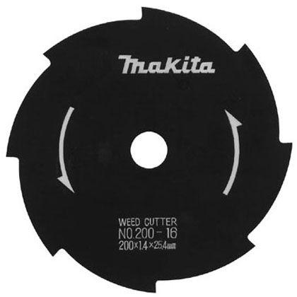 マキタ 刈払機用ノコ刃230 8枚刃   A-00701