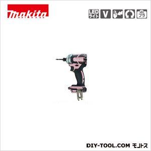充電式インパクトドライバ ※本体のみ/バッテリ・ 充電器別売 ピンク  TD137DZP
