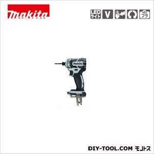 充電式インパクトドライバ ※本体のみ/バッテリ・ 充電器別売 白 (TD137DZW)