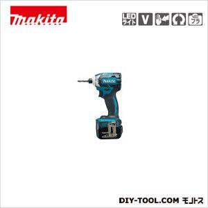 充電式インパクトドライバ (付属品)バッテリBL1430×2本・ 充電器DC18RC 青  TD137DRFX