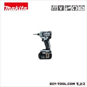 充電式インパクトドライバ (付属品)バッテリBL1840×2本・ 充電器DC18RC 白  TD148DRMXW