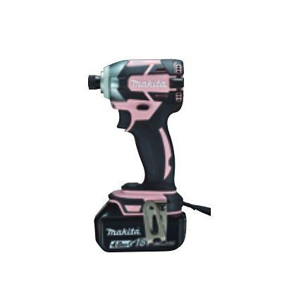 充電式インパクトドライバ ピンク  TD137DRTXP