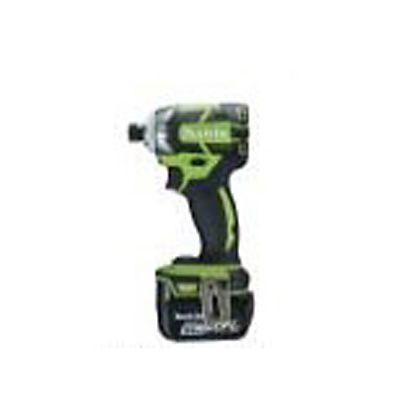 充電式インパクトドライバ グリーン  TD137DRTXL