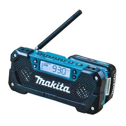 充電式ラジオ   MR052