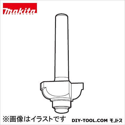 コロ付両段サジ面ビット2 呼び寸法3R 軸径6mm トリマー・ルータービット   A-24832