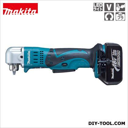 【送料無料】マキタ/makita 充電式アングルドリル(バッテリー&充電器付き)   DA350DRF  18Vドリルドライバードリルドライバー