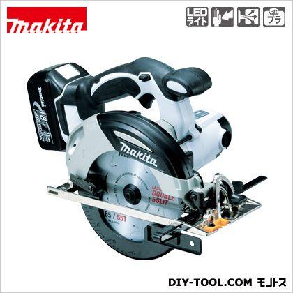充電式マルノコ (バッテリー&充電器付き) 白 165ミリ HS630DRFXW