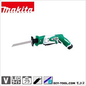 充電式レシプロソー (バッテリー&充電器付き) 緑  JR101DWG