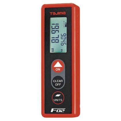 レーザー距離計F02  111×35.5×22.5mm LKT-F02R