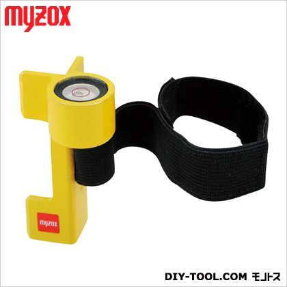 マイゾックス スーパーロッドレベル(測量用水準器) 40'/2mm   RL-40TS