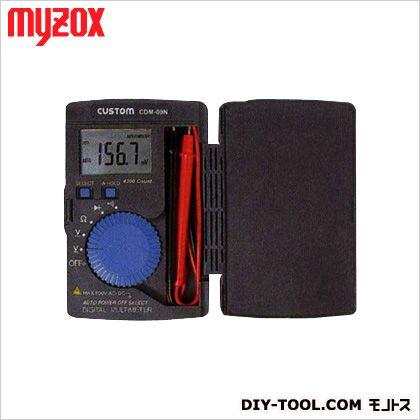 マイゾックス デジタルテスター (214314)   CDM-09N