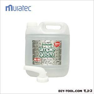 シンプルグリーン クリスタル 詰替用 4L(多目的環境洗剤)   SGC-4L