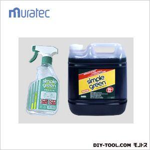 ムラテックKDS シンプルグリーン詰替用 4L 空スプレーボトル付き 多目的環境洗剤   SGN-4Lset