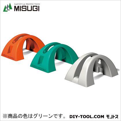 サイクルポジション グリーン L500×W300×H235mm※製品の性質上ヒケ・伸縮がある為±5mmとなります。  CP-500 1 台