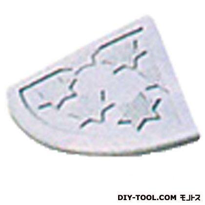 サイドコーナー ホワイトグレー 幅150×奥行150×高さ45mm HC050 1 枚