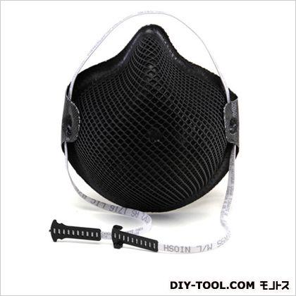 超高性能使い捨て防塵マスク (M2601黒 N95 1P)