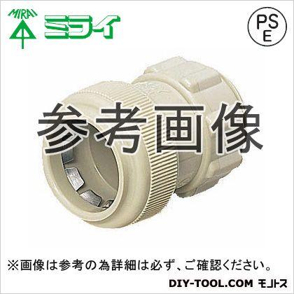 コネクタ(PF管用) ベージュ  FPK-16YS 10 ヶ