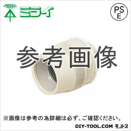 コネクタ(ミラフレキ用) ベージュ (FPK-16F) 10ヶ