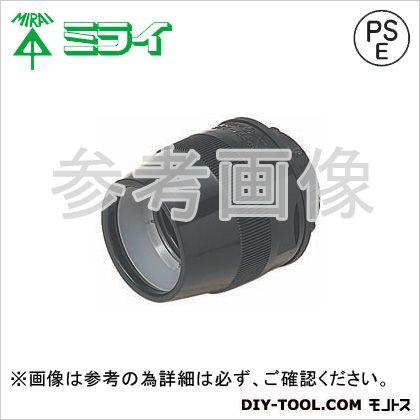 コネクタ(ミラフレキ用) 黒  FPK-22FK 10 ヶ