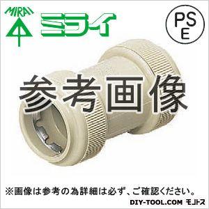 カップリング PF管用 ベージュ (FPC-16Y) 10ヶ