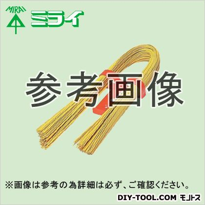 CDバインド(CD管・PF管用結束線) 黄  CB-Y 1パック(100入)