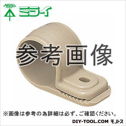ワニグチ片サドル(兼用タイプ) ベージュ  KTK-16J 50 ヶ