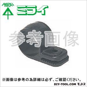 ワニグチ片サドル(兼用タイプ) 黒 (KTK-28NK) 50ヶ